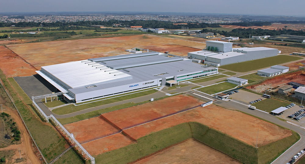 Sumitomo Rubber invest $37 million to boost truck and bus tire production in Brazil
