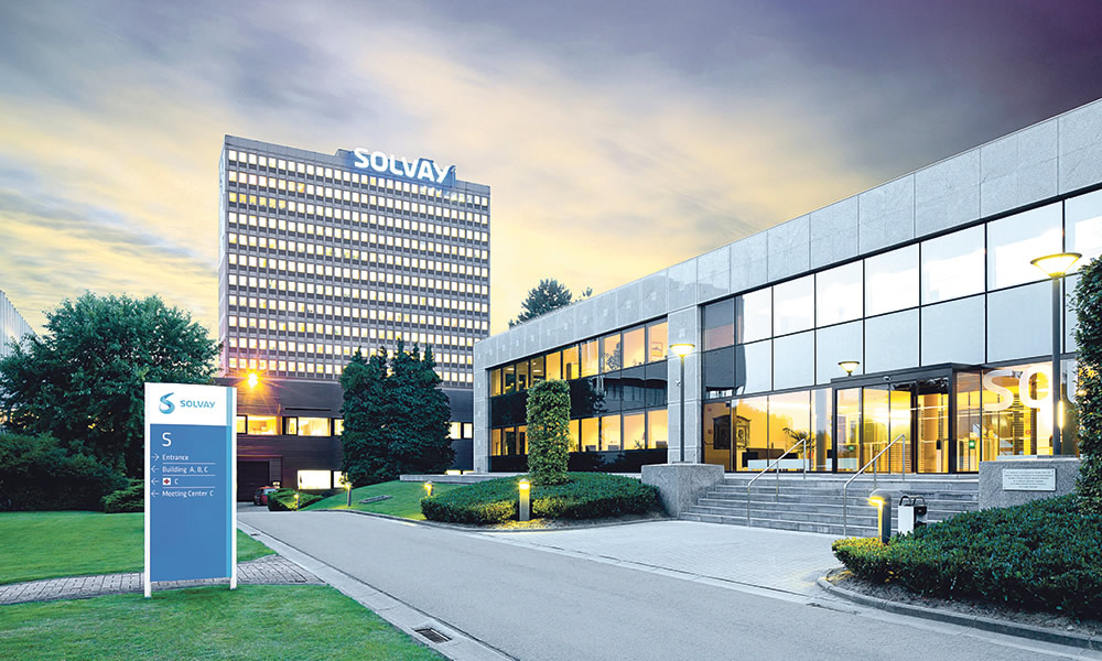 Solvay adds to Ryton line