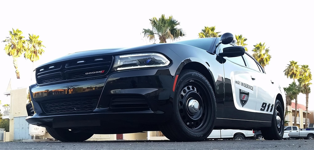 Two BFGoodrich tire lines extended for police vehicles