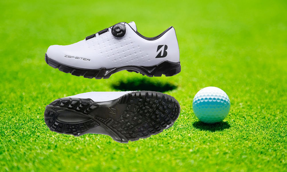 Bridgestone Sports uses tire technology to create new line of golf shoes