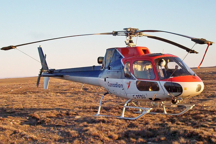 Lord introduces redesigned AS350 TRB