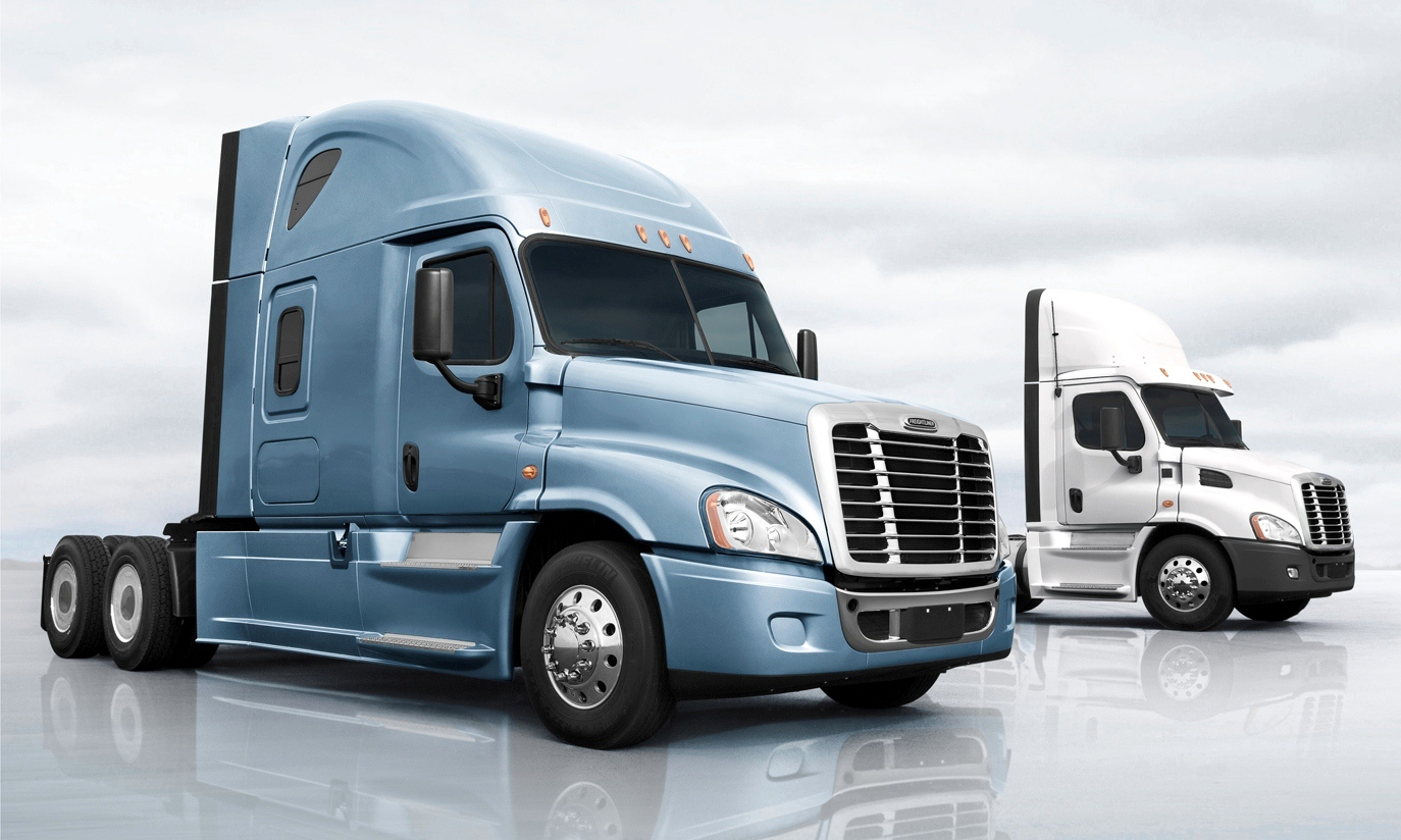 Michelin Teams up with Daimler Trucks for Long-Haul Drive Tire