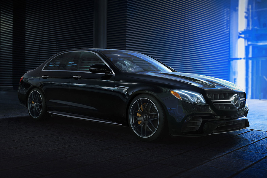 Yokohama chosen as original equipment for the Mercedes AMG E-class