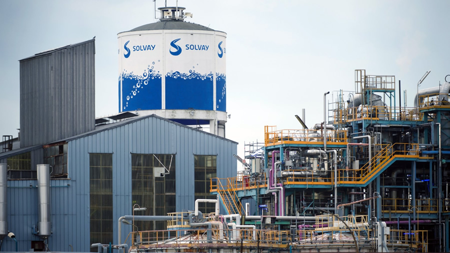 Solvay and Aerosint collaborate on 3D printing  specialty polymers