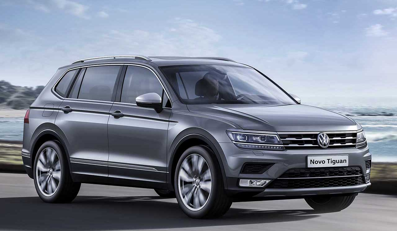 Hankook tire to provide original fitment tires for 2018 VW Tiguan